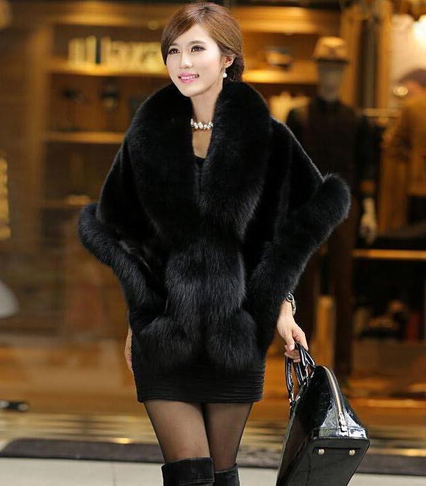 Норковое манто – элегантная вещь для роскошной женщины