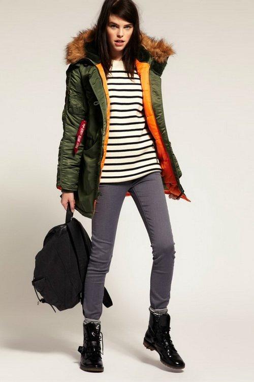 Модные и стильные женские куртки-парки: особенности и преимущества