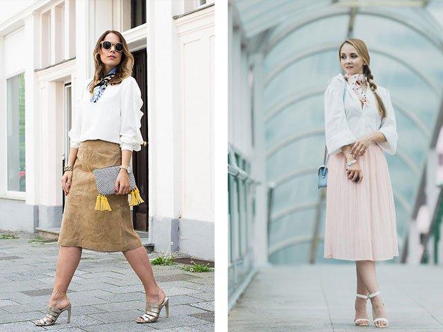 0c7fe80ff99 Как выбрать ультрамодную юбку весна-лето 2019  модные тенденции с фото