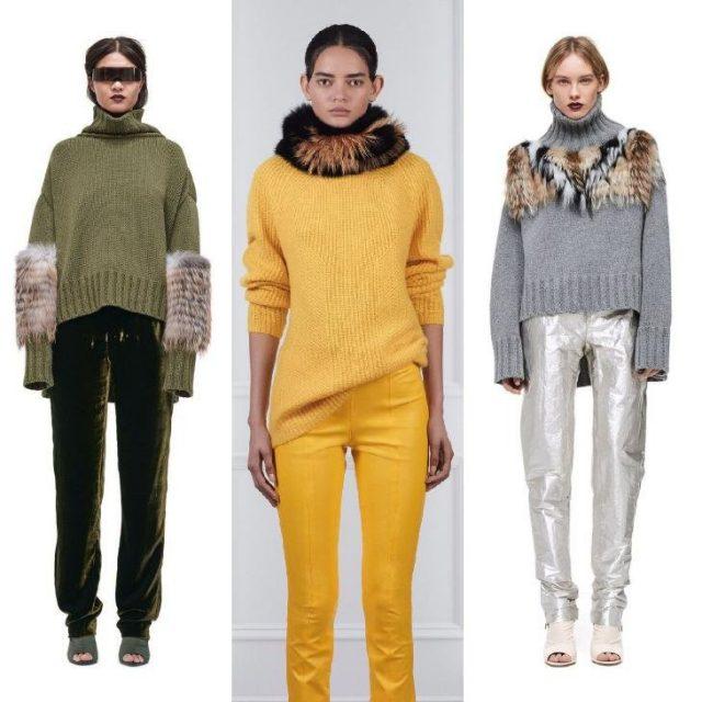На любой вкус: модные женские свитера