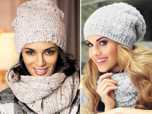 объемные шапки основные тенденции и модные детали
