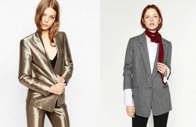 Обновляем гардероб: стильные пиджаки 2018-2019
