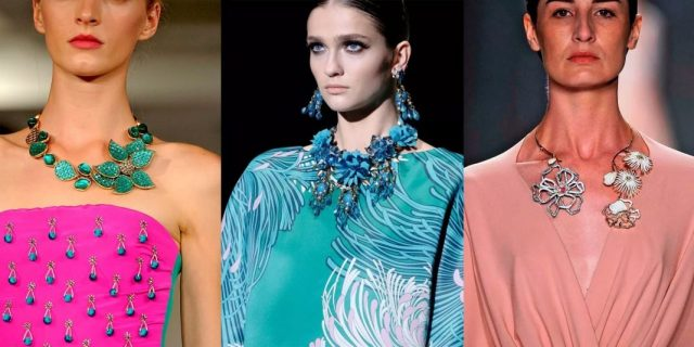 Какую бижутерию будут носить модницы в 2018 году?