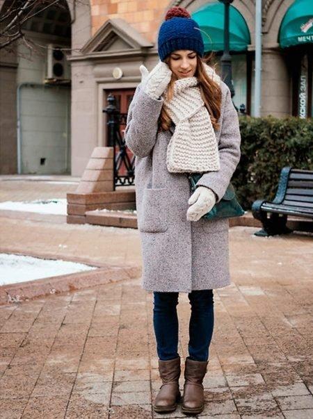 Объемные вязаные шапки: тренд, завоевавший сердца миллионов модниц