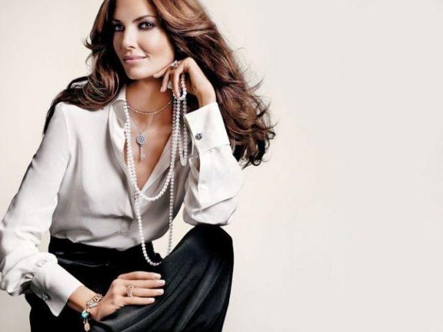 Статусная и стильная бижутерия Tiffany