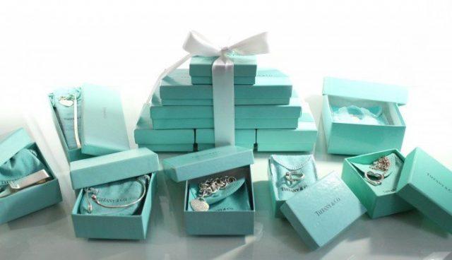 Бижутерия Tiffany