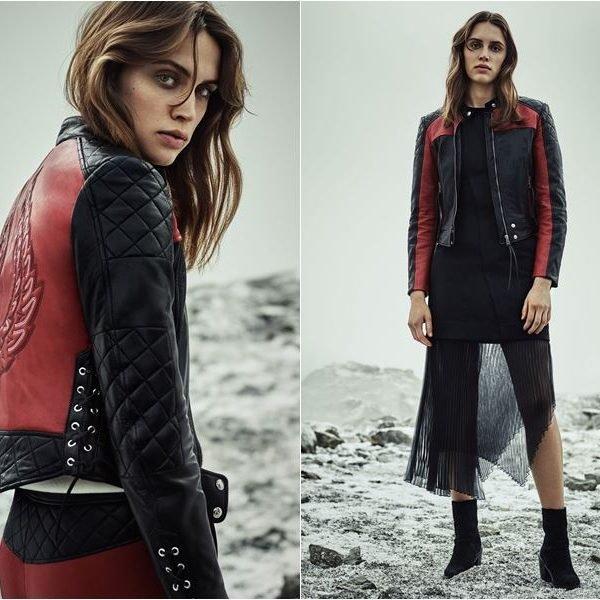 Узнай первой! Какие женские кожаные куртки будут в тренде этой весной