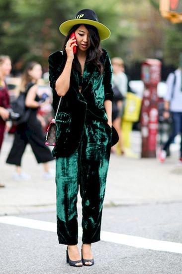 Элегантные брючные костюмы: С чем носить женский костюм