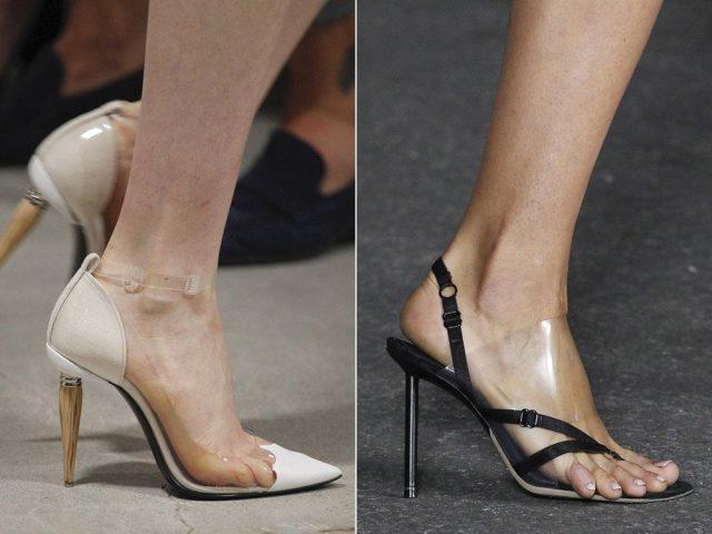 Пора узнать, какие туфли будут в тренде весна-лето 2018: фото модные новинки