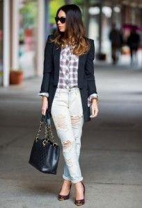 Длинный женский пиджак - какую модель лучше выбрать