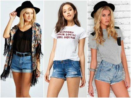 shorty-zhenskie-letnie-6-4 Модные пляжные шорты - что нужно знать при выборе