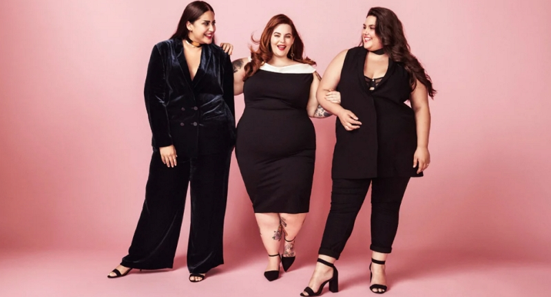 женская одежда больших размеров по доступной цене